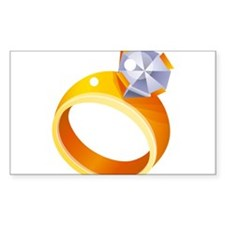 Engagement Ring Decal