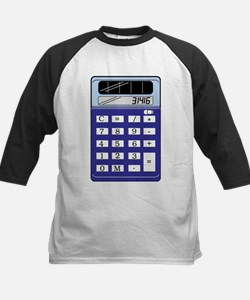 Calculator Baseball Jersey
