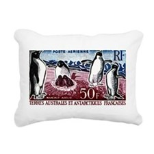1963 French Southern Lands Adelie Penguins Stamp R