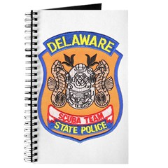Delaware State Police Scuba T Journal