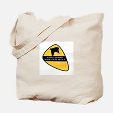 Save a horse ride a cav scout Tote Bag