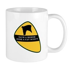 Save a horse ride a cav scout Mug