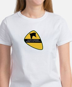 Save a horse ride a cav scout T-Shirt