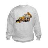 Heavy equipment Crew Neck