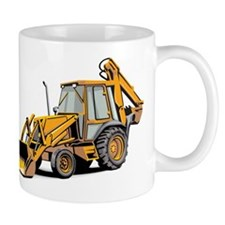 Earth Mover Mug