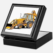 Earth Mover Keepsake Box