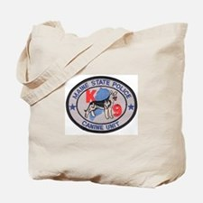 Maine SP Canine Tote Bag