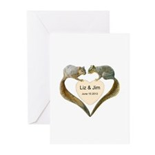 Love Squirrels Greeting Cards (Pk of 20)