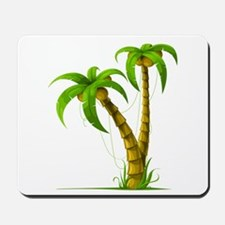 Cocunut Tree Mousepad