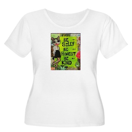 Cat Lady Plus Size T-Shirt