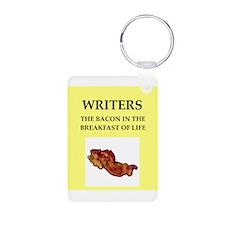 writer Keychains