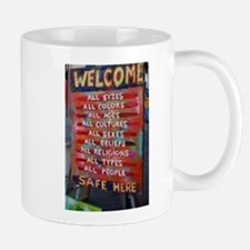 Welcome! Mug