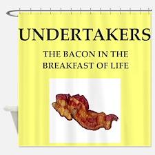undertaker Shower Curtain