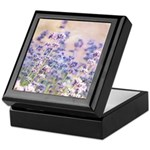 pretty lavender Keepsake Box