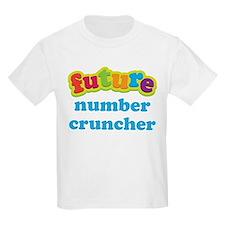 Future Number Cruncher T-Shirt