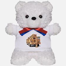 Crane Teddy Bear
