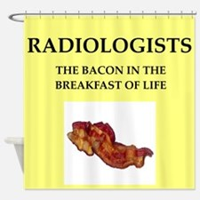 radiologist Shower Curtain