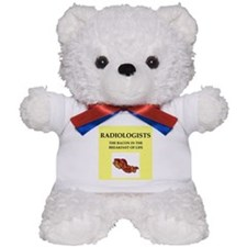 radiologist Teddy Bear