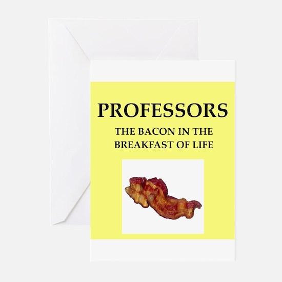 professor Greeting Cards (Pk of 10)