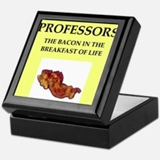 professor Keepsake Box
