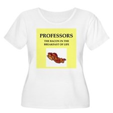 professor Plus Size T-Shirt