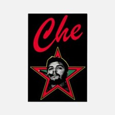Che Star Rectangle Magnet