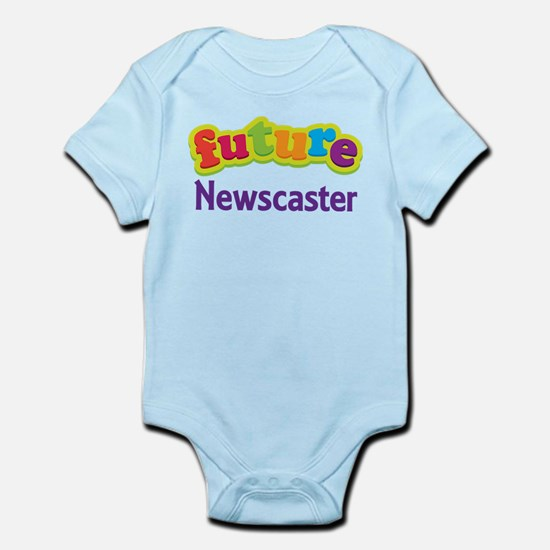 Future Newscaster Infant Bodysuit