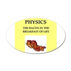 physics Wall Decal