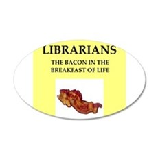 librarian Wall Decal