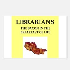 librarian Postcards (Package of 8)