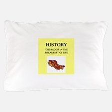 history Pillow Case