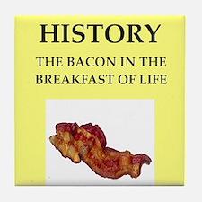 history Tile Coaster