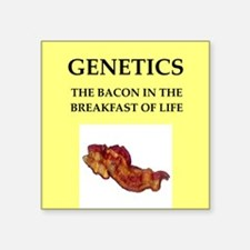 GENETICS Sticker