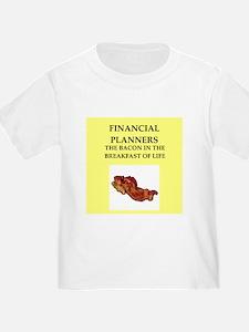 financial planner T-Shirt