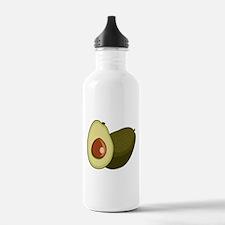 Avocado Water Bottle