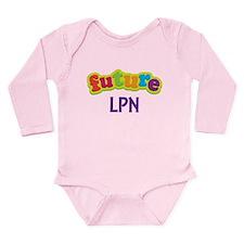 Future LPN Long Sleeve Infant Bodysuit