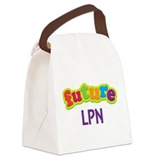 Future LPN Canvas Lunch Bag
