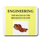 Bacon Classic Mousepad
