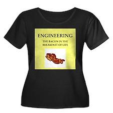 engineer Plus Size T-Shirt