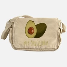 Holy Guacamole Messenger Bag