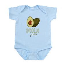 Avocado Junkie Body Suit