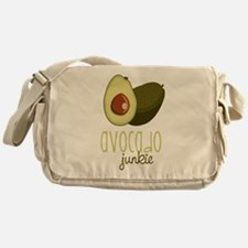 Avocado Junkie Messenger Bag