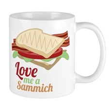 Love Me a Sammich Mug