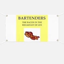 bartender Banner