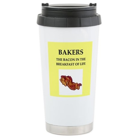 baker Travel Mug
