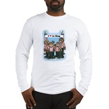Barbershop Harmony Long Sleeve T-Shirt