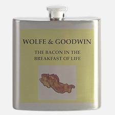 wolfe Flask