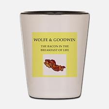 wolfe Shot Glass