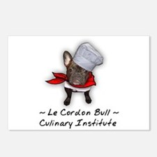 Le Cordon Bull Postcards (Package of 8)