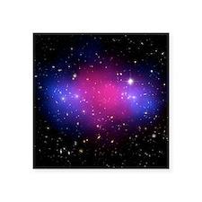 Galaxy cluster collision, X-ray image - Square Sti